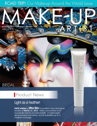 Makeup Atist magazine ultra skin
